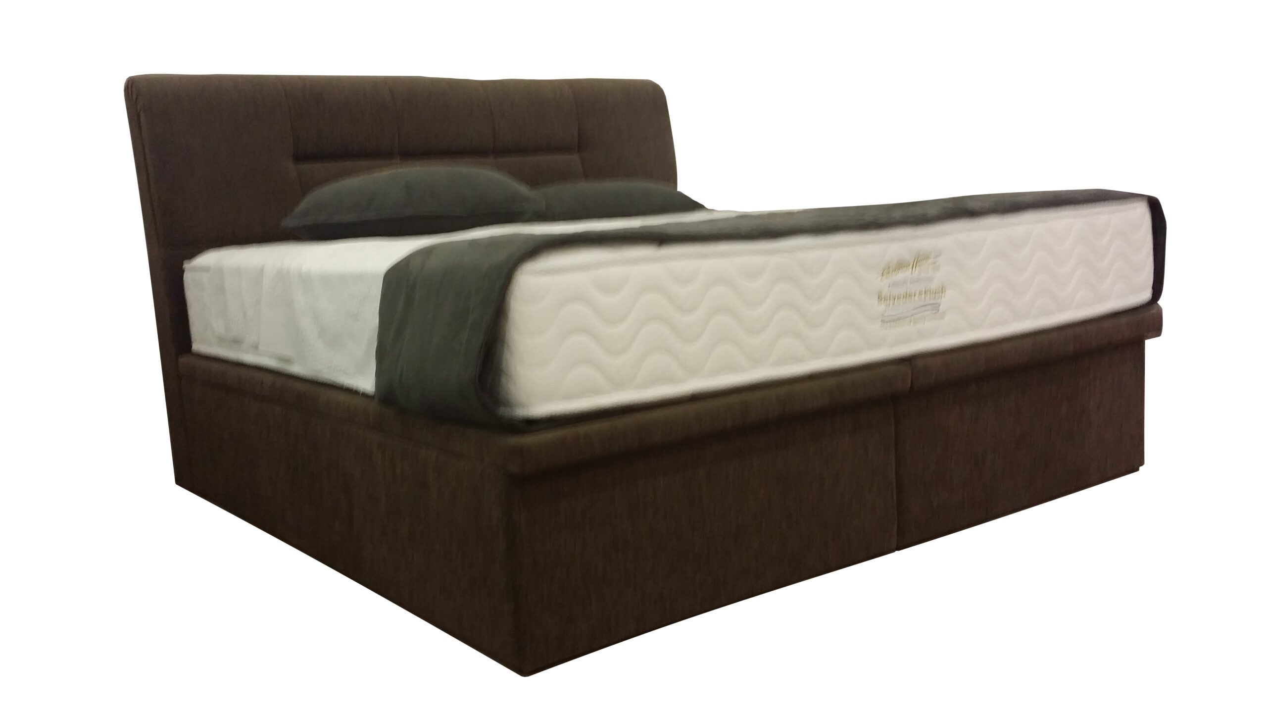 Travis Storage Bed Frame