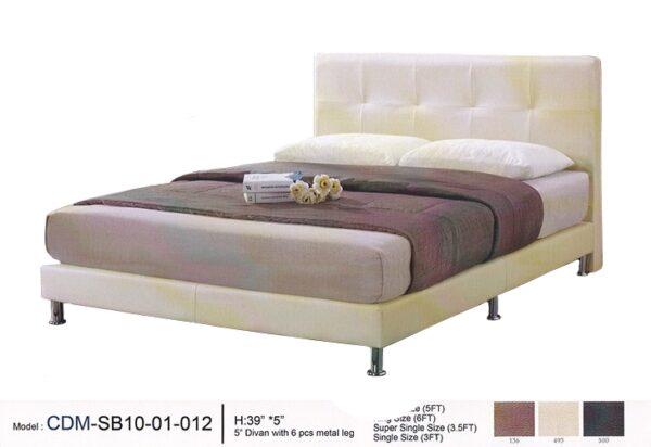 Edae Divan Contemporary Bed Frame