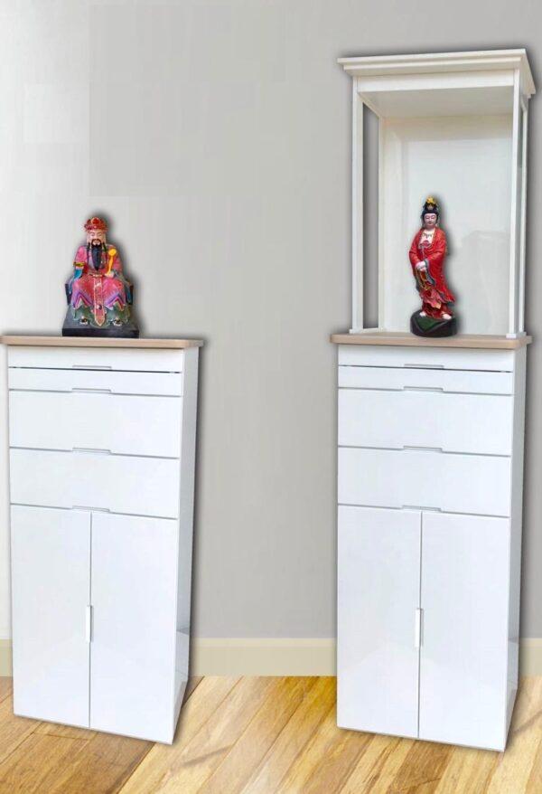 Altar Table White 343