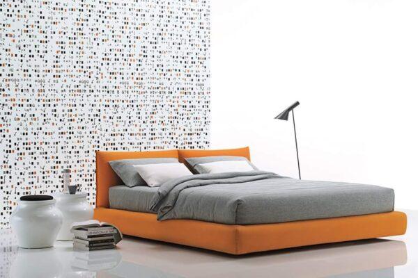 Bega Fabric Platform Bed Frame