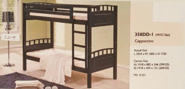 358DD-I Double Decker Bed