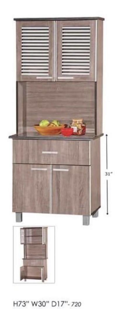 Tibet Kitchen Cabinet II