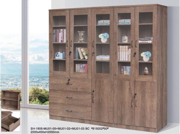 Mag Bookshelf