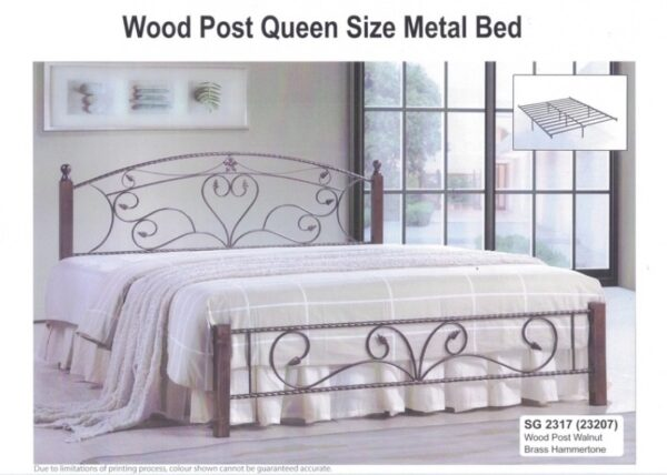 Contemporary Bed Frame