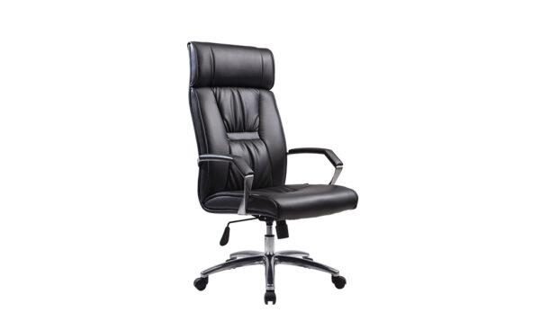 Nano High Back Half Leather Ergonomic Director Office Chair 5812