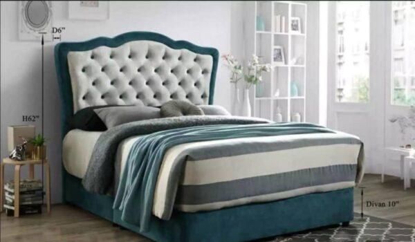 Ocean Designer Bed Frame