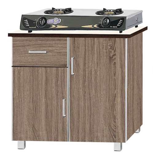 Ross Kitchen Cabinet Gas Stove
