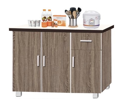 Ross Kitchen Cabinet w/o Top