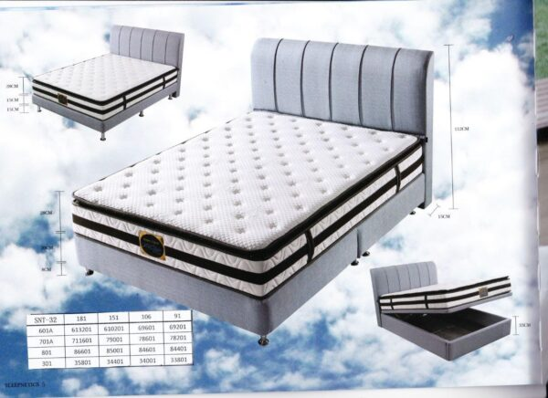 Jait Storage Bed Frame