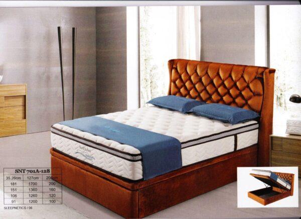 Merm II Storage Bed