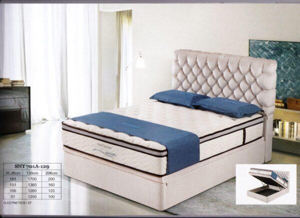 Merm Storage Bed