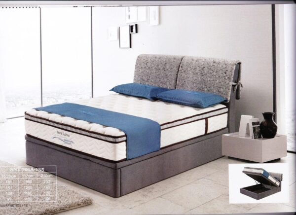 Dan Storage Bed