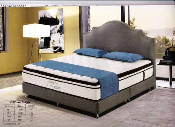 Brie Divan Contemporary Bed Frame