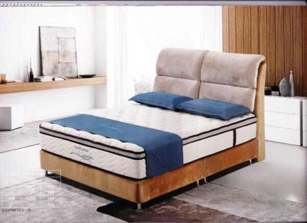Kom Divan Contemporary Bed Frame
