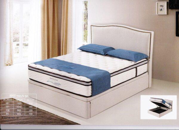Brau Storage Bed