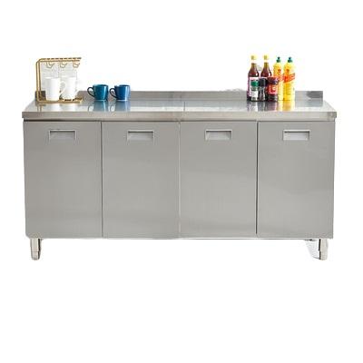 160cm Stainless Steel Kitchen Cabinet