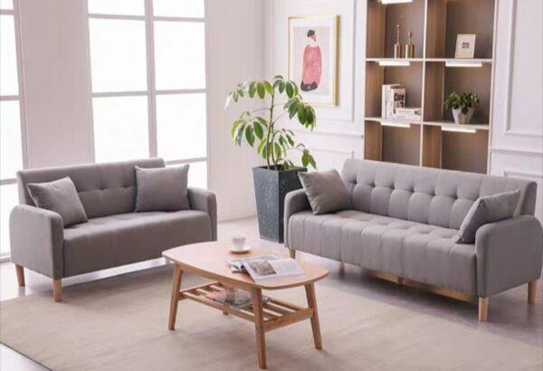 Suisse Fabric Sofa