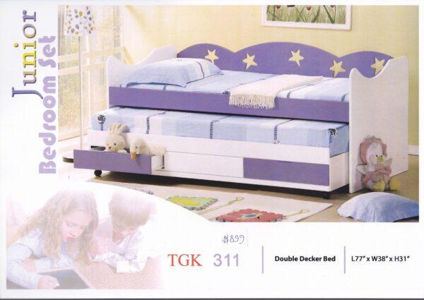 TGK 311 Kiddy Double Decker Bed