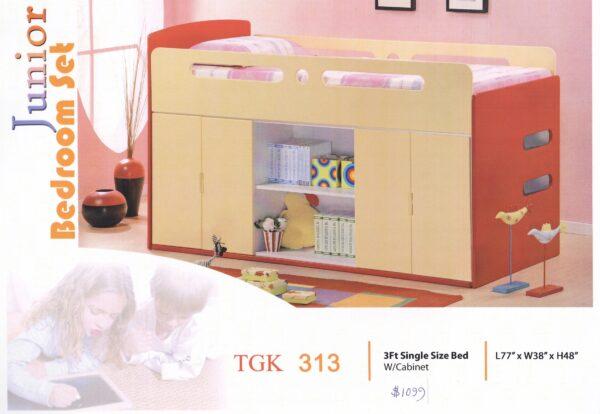 TGK 313 Kiddy Bed Set