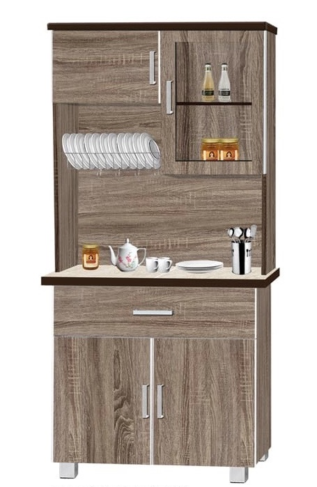 Walri Kitchen Cabinet
