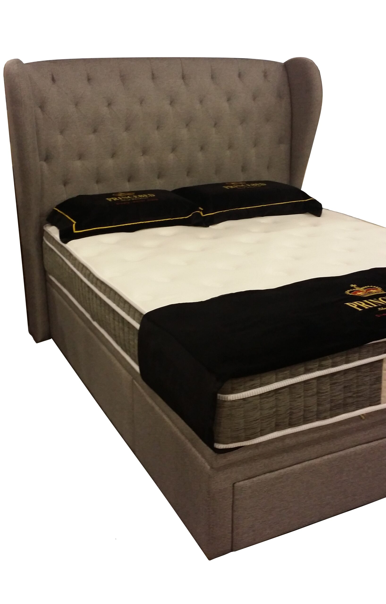 Windy Storage Bed Frame