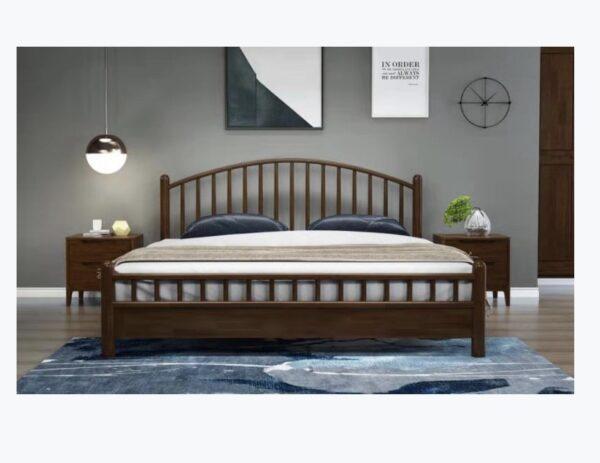 Salli Wooden Bed Frame