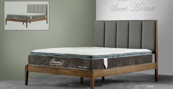 Olivia Wooden Bed Frame