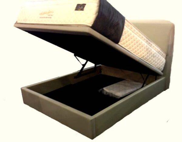 Van Brownie Storage Bed Frame