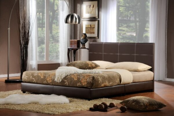 Jerlyn Divan Contemporary Bed Frame