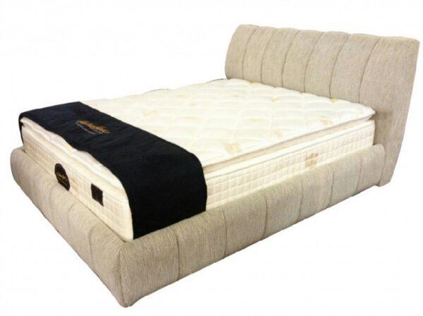 Cartier Designer Platform Bed Frame