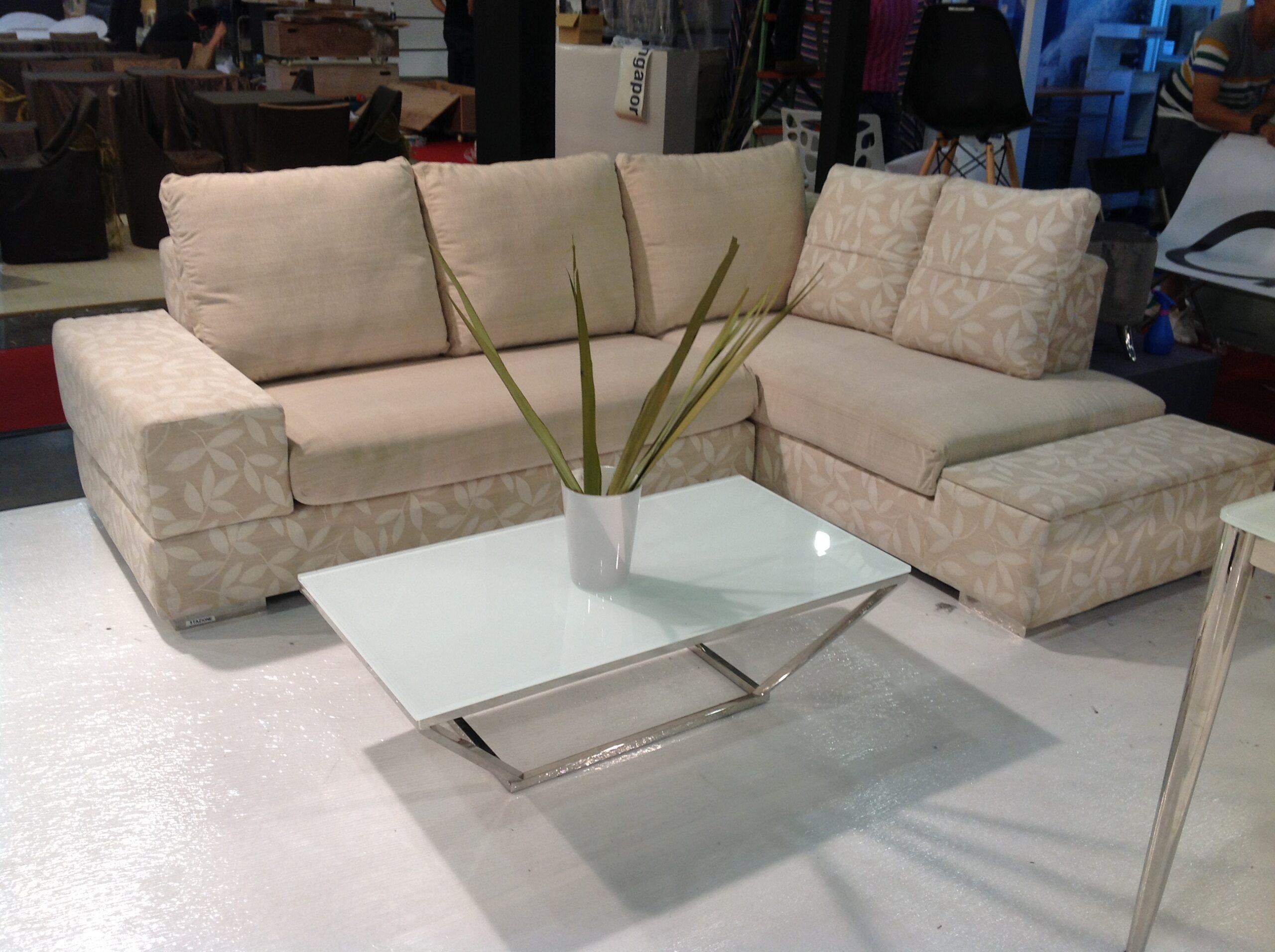 Elberton Fabric Sofa