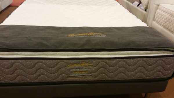 Eastman House Fremont Natural Latex Quilting Individual Pocket Spring Mattress