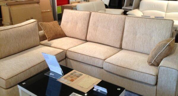Louise Fabric Sofa