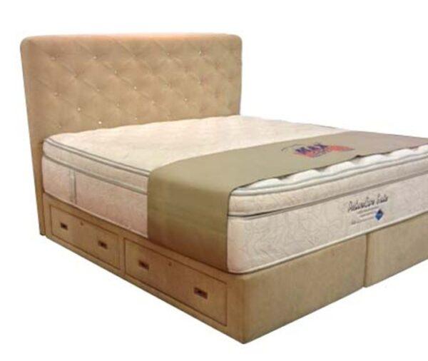 Merrill Storage Bed Frame