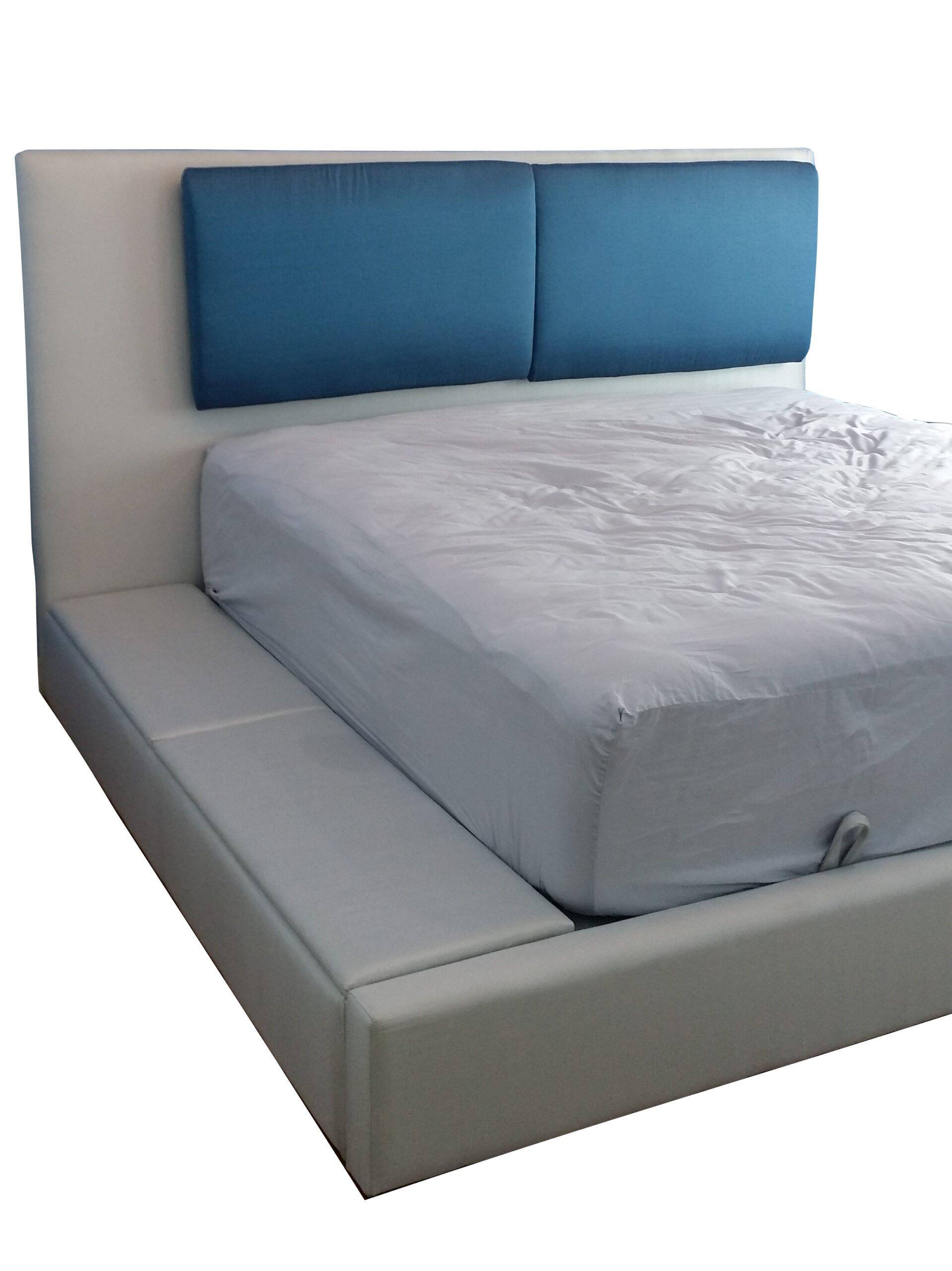 Mono Platform Bed Frame with Storage