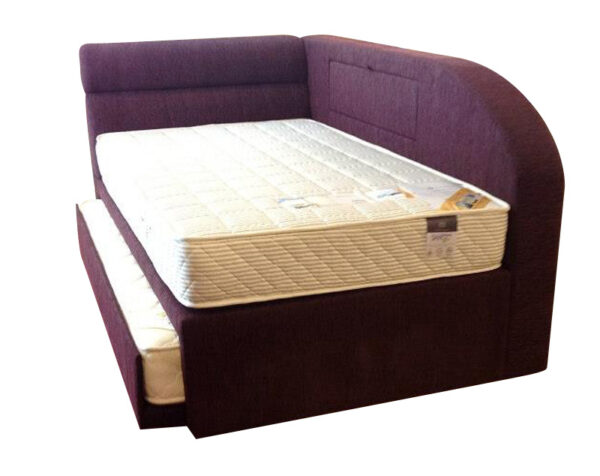 Ven Purple Designer L Junior Pull Out Bed
