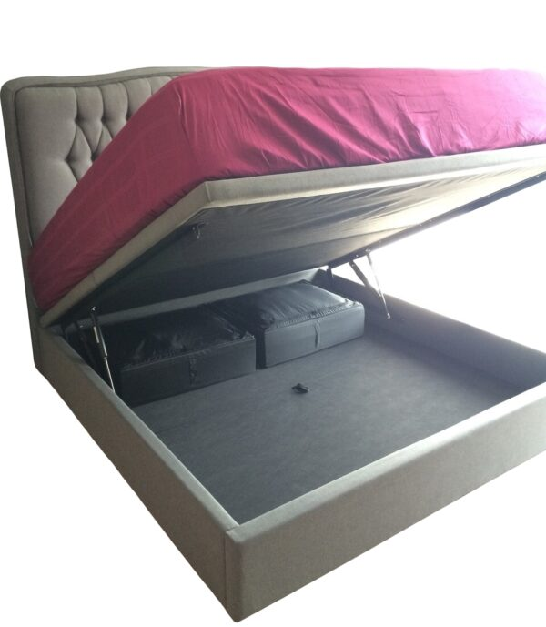 Rowelle Storage Bed Frame