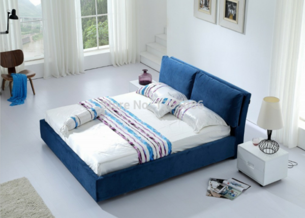 Flamingo Platform Bed Frame