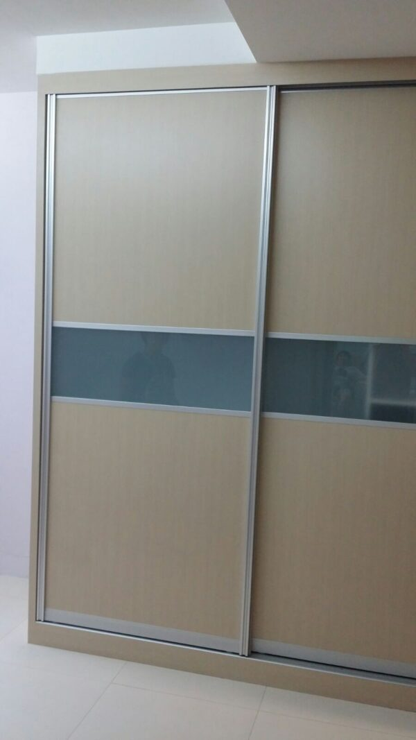 Customised Sliding Wardrobe