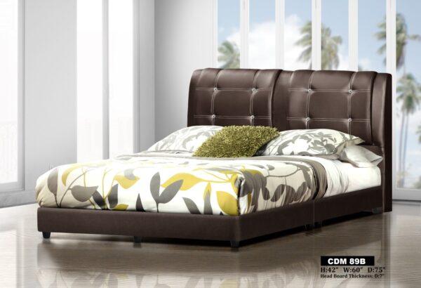 89B Divan Contemporary Bed Frame