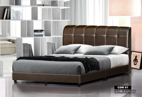 91 Divan Contemporary Bed Frame