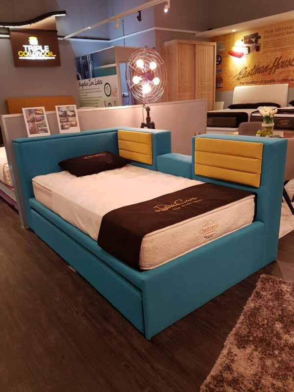 Roland Junior Pull Out Bed with Storage