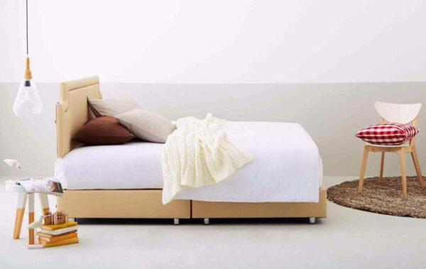 Bori Designer Bed Frame