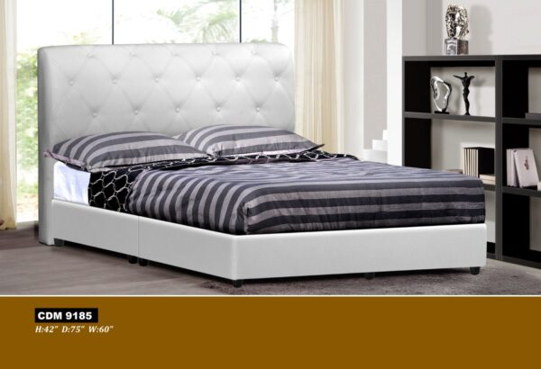 9185 Divan Contemporary Bed Frame