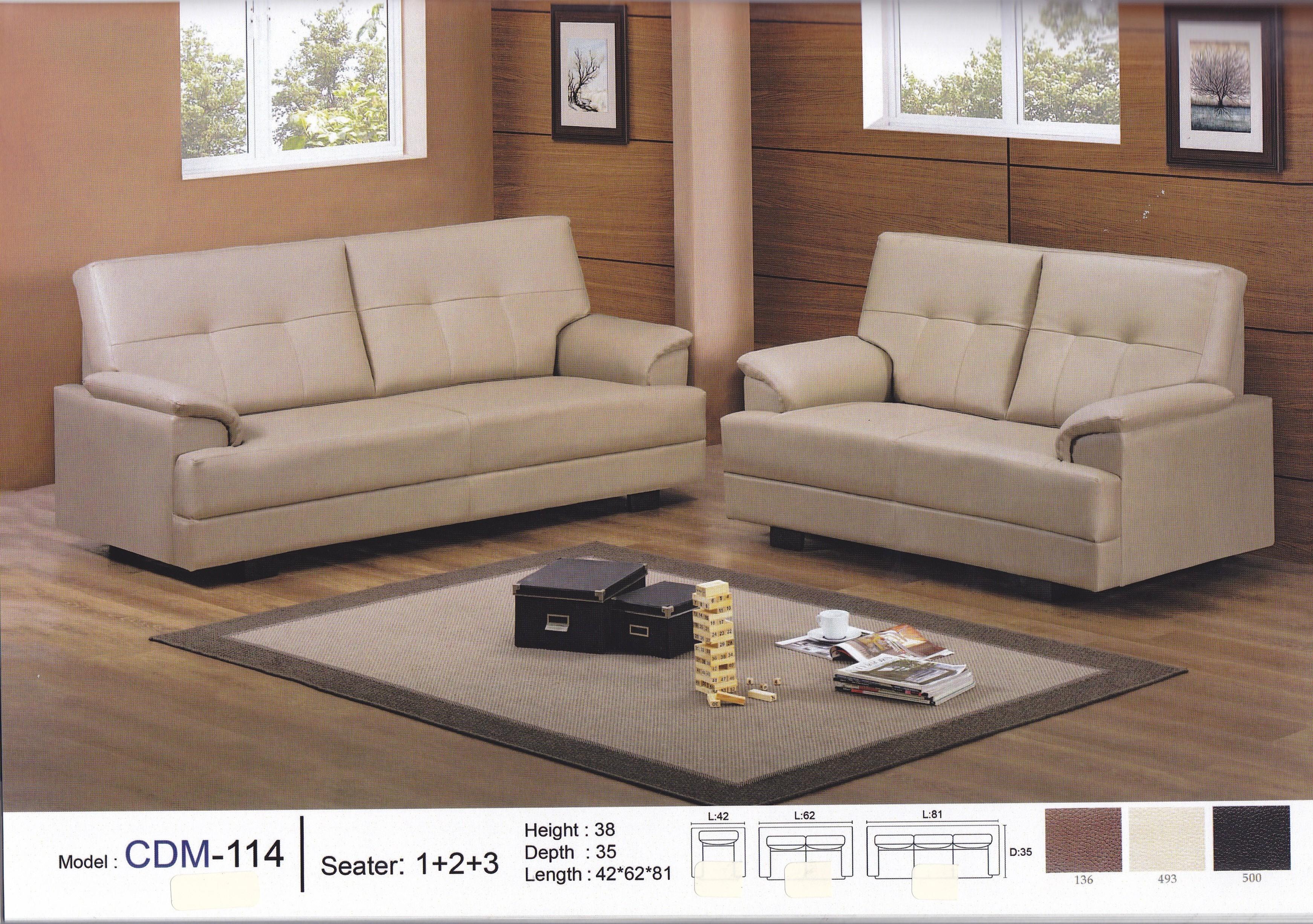 Zara PVC Sofa