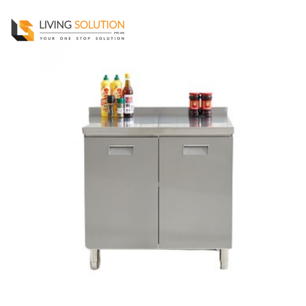 80cm Stainless Steel Kitchen Cabinet