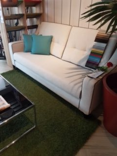 Detachable Fabric Sofa