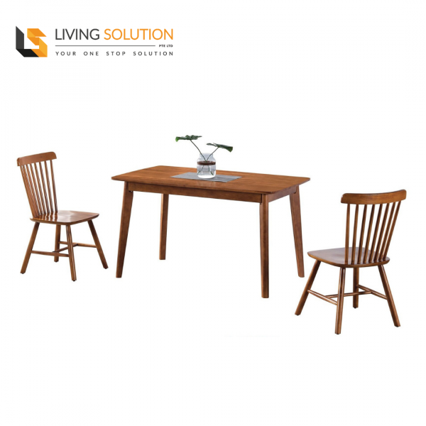 Edar Wooden Dining Table