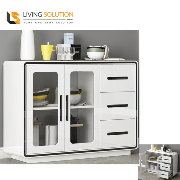 Oriel Display Cabinet