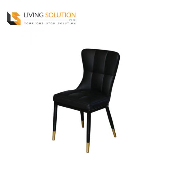 Joli Dining Chair Black